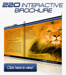 220 Marketing Brochure