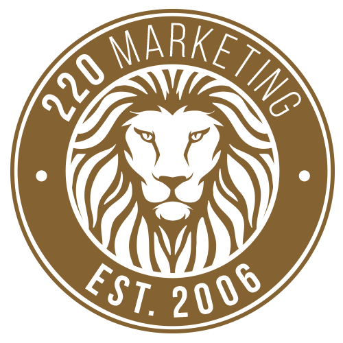 220 Marketing Logo - Est. 2006